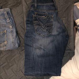 """Men's """"carter"""" Bke jeans"""